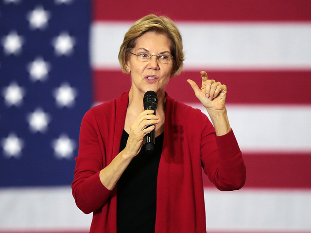 Warren Proposes Two-Step Plan to Implement Medicare for All