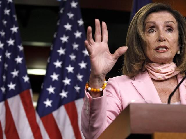 Nancy Pelosi: No regrets on Congress' coronavirus response