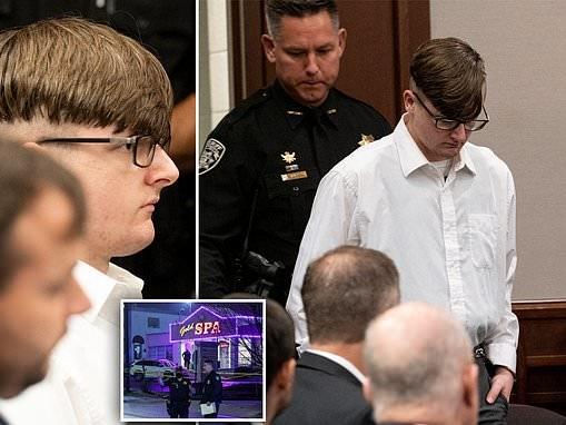Gunman who killed eight people across three Atlanta spas pleads GUILTY to four murders