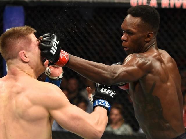 UFC 263: Adesanya vs. Vettori 2 fight card
