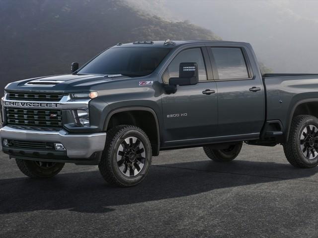 2020 Chevrolet Silverado HD delivers 910 lb-ft of furious torque