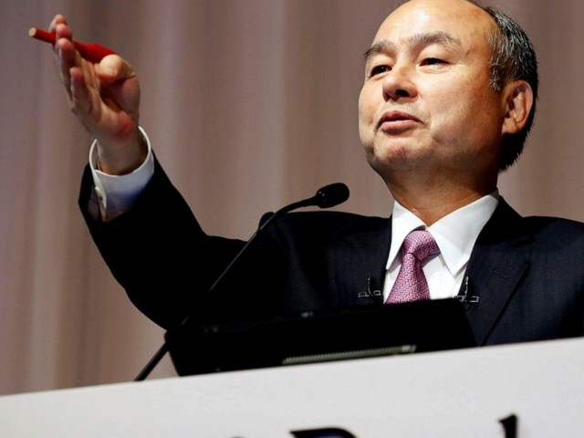 SoftBank to invest $40 billion for new Indonesia capital