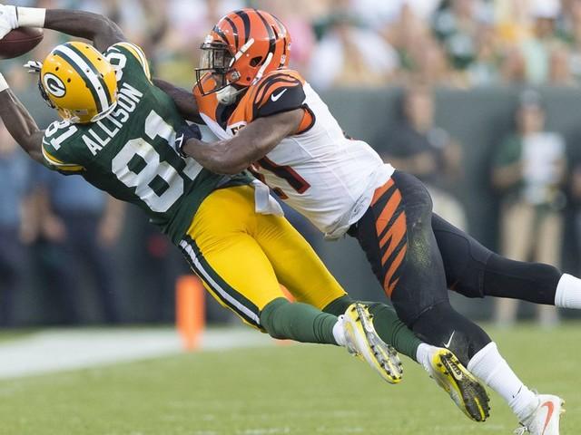 Fantasy football start/sit advice, Bears vs. Packers 'TNF': Geronimo Allison