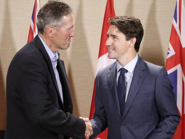 Manitoba's Carbon Tax Plan Rejects Trudeau Government's Demands