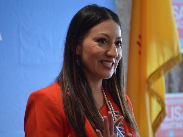 US Senate race in New Mexico adds GOP Navajo Nation member
