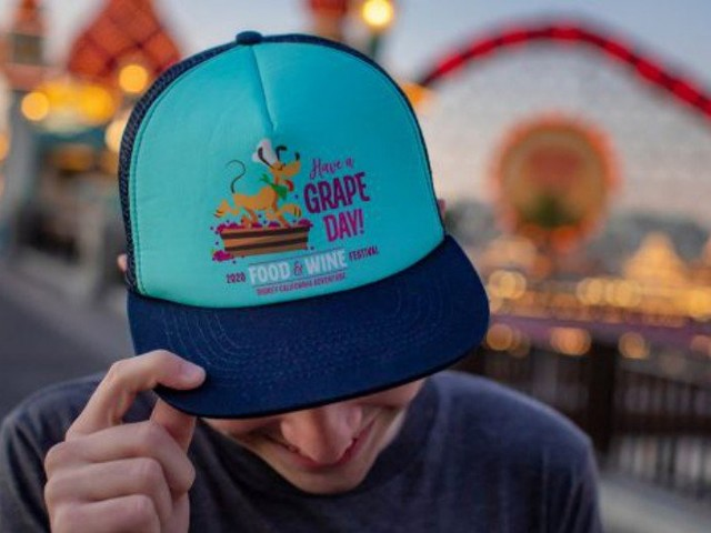 A Bushel of Merchandise for the 2020 Disney California Adventure Food & Wine Festival