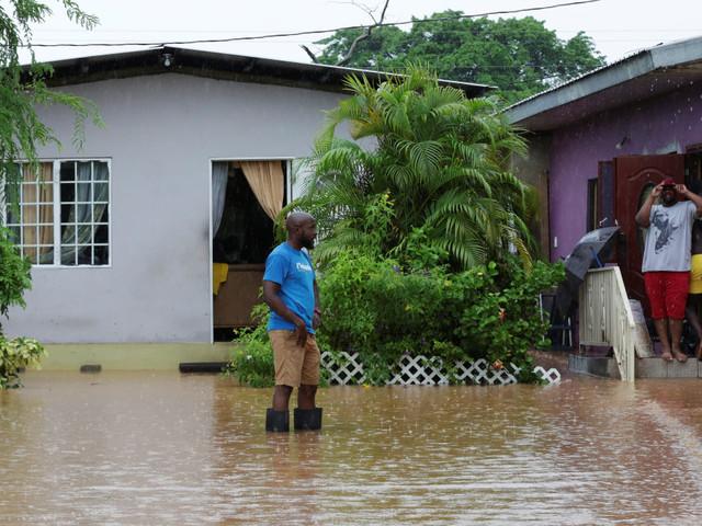 Puerto Rico to close schools as TS Karen threatens flooding