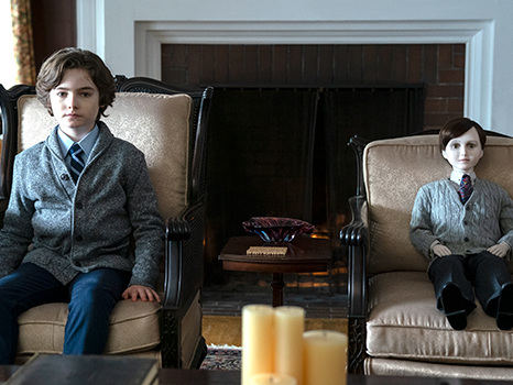 'Brahms: The Boy II's Christopher Convery Reveals The Creepy Doll Moment That Left Him 'Scared'
