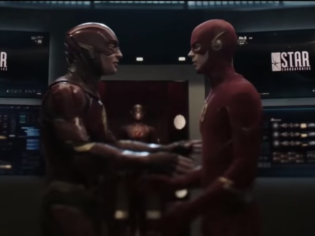 DC Just Connected Its Movie and TV Universes With the Perfect Surprise Cameo