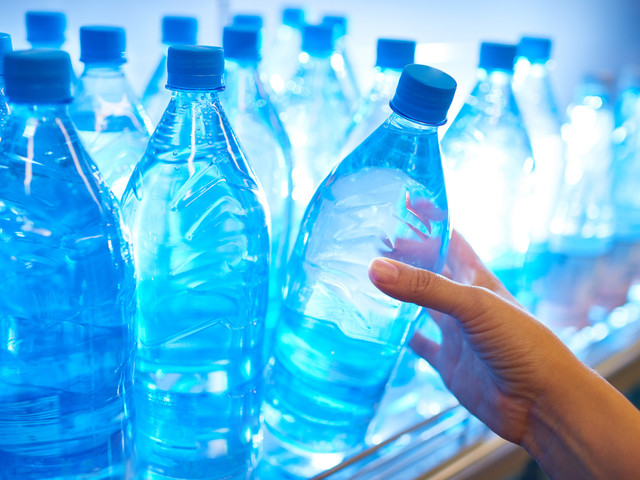 Arsenic found in bottled water sold at Whole Foods, Walmart, Target