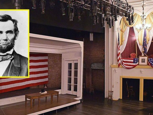 Ford's Theatre, where Abraham Lincoln was shot, accused of trying to 're-assassinate Abe' with tweet questioning his legacy