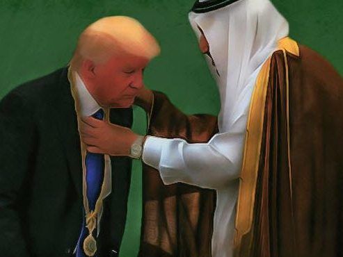 Did Trump's Islam Speech In Saudi Arabia Pave The Way For America's Next Big War