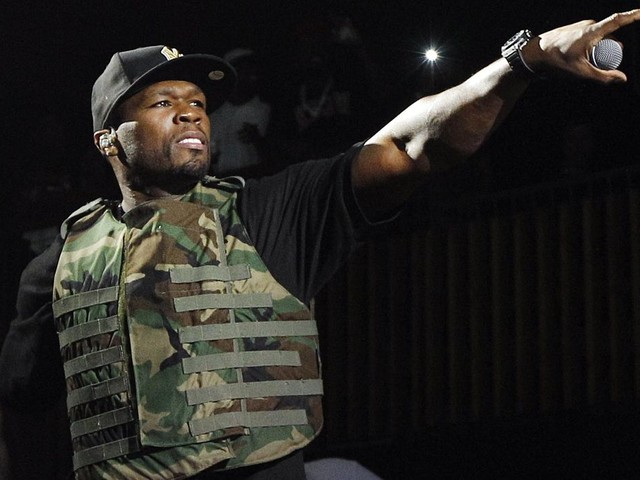 50 Cent endorses Trump over Biden tax plan disgust
