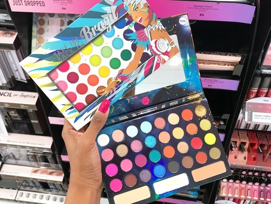 Take Me Back to Brazil Palette for ONLY $12 at BH Cosmetics (Regularly $20)