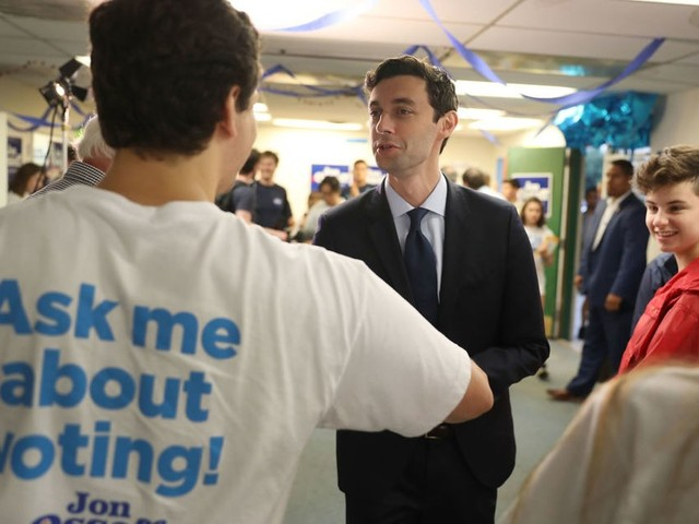 Today's the day: Voters are deciding the nail-biter between Jon Ossoff and Karen Handel