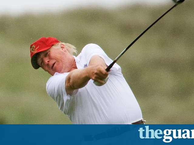 Donald Trump's views on Britain show him up for the narcissist he is | Jonathan Freedland