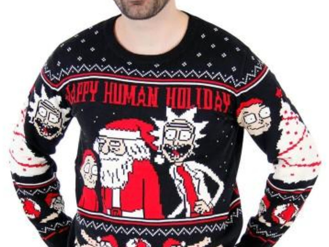 Do you have a Christmas sweater?