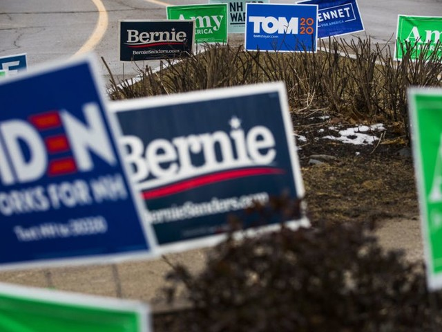 In New Hampshire, Dems brace for a Sanders win and hope to put Iowa behind them. But will any of it matter?