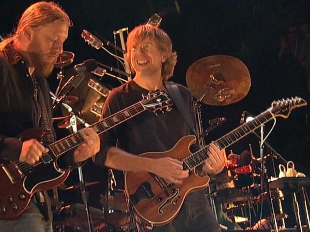 Derek Trucks & Susan Tedeschi Join Trey Anastasio Band At Lockn'