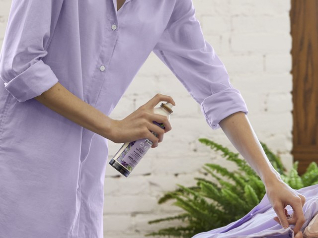 Dry Shampoo For Your Clothes Exists — & It's Amazing