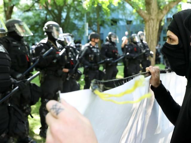 Protest In The Era Of Donald Trump