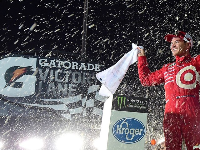 NASCAR Richmond 2017 results: Kyle Larson wins Federated Auto Parts 400, plus full finishing order