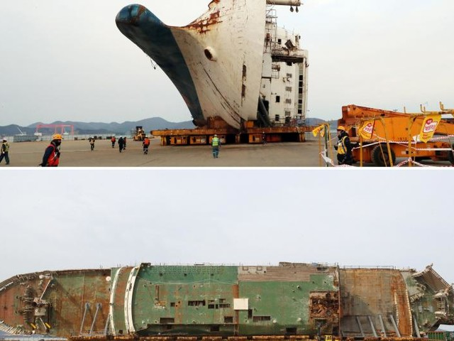 On This Day, April 15: South Korea ferry sinking leaves 300 dead