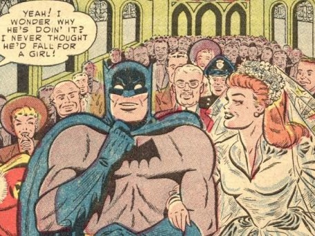 A Brief History of Bat-Marriage