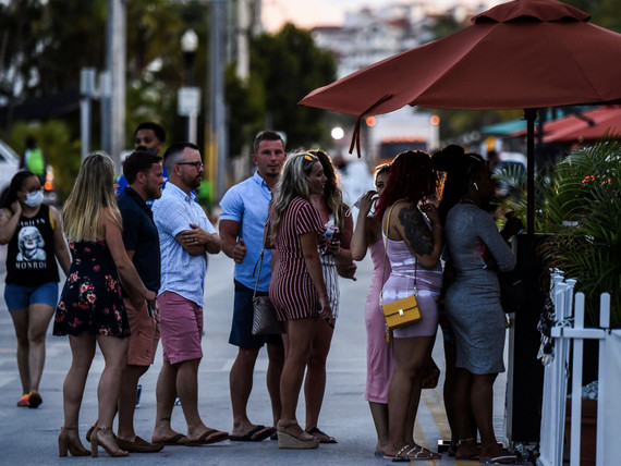 California Gov Orders 7 Counties To Close All Bars, Nightclubs As COVID-19 Cases Surge: Live Updates