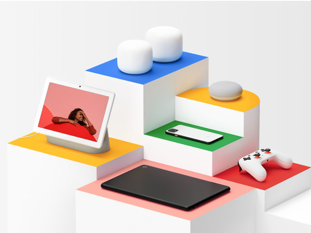Google One subscribers can get up to a 10% credit on Google Store pre-orders for today's new products