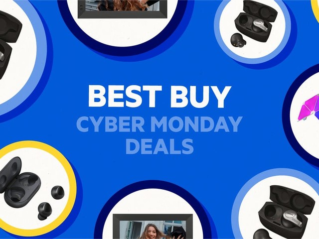 The best Cyber Monday deals at Best Buy include $300 off Vizio TVs, $200 off a MacBook Air, and more