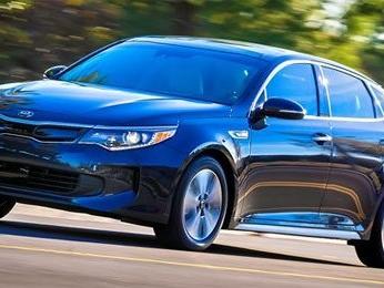 Road Tests: 2017 Kia Optima Hybrid