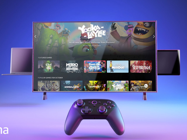 Amazon Luna cloud gaming now available on Fire TVs without an invite