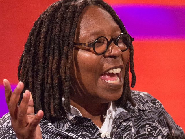 Whoopi Goldberg Returns To 'The View' After Near Death Pneumonia Battle