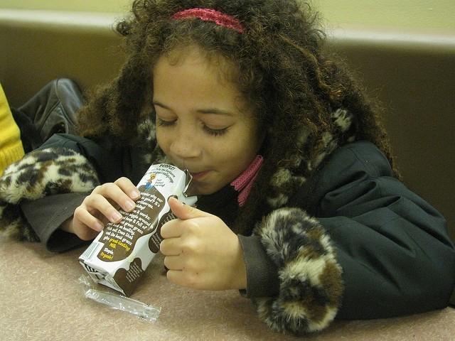 Trump USDA Rolls Back Obama Rule Limiting Chocolate Milk in Schools