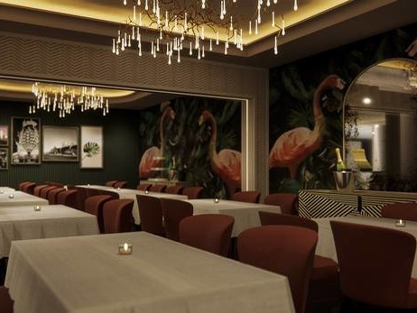 Set for spring opening, Flamingo steakhouse a nod to Vegas' mob heritage