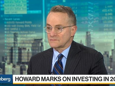 Howard Marks: Now Is Not A Good Time To Be Investing