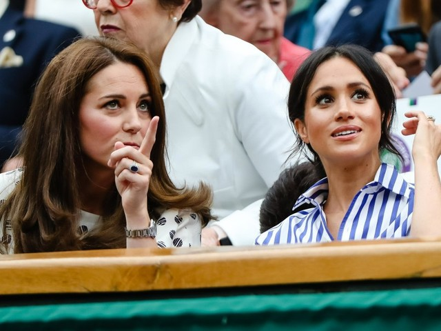 Duchess Meghan plans to come out for Wimbledon next month, maybe