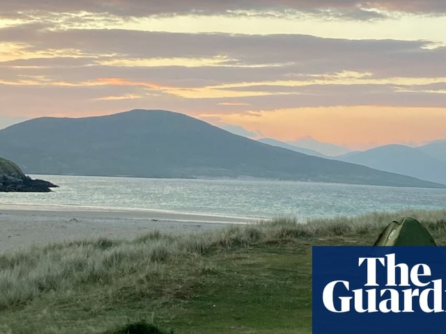 'A wild pony stamped on my tent!': seven readers on their first camping experiences