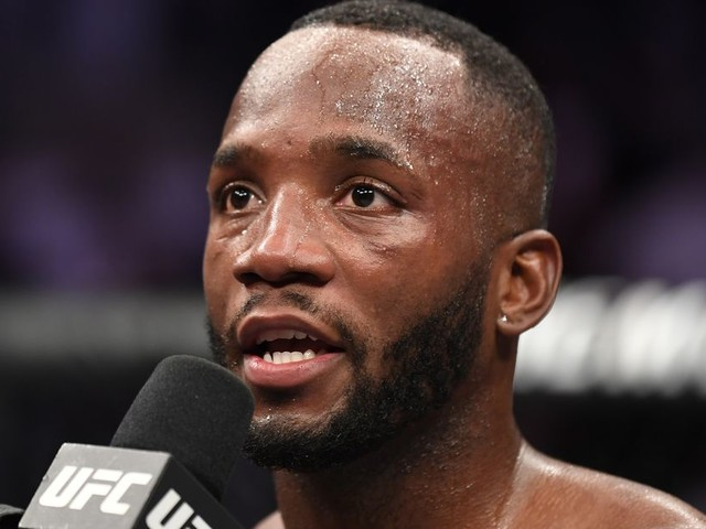 Leon Edwards says Masvidal is 'running away from a title shot'