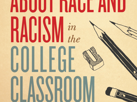 Author discusses her new book on teaching about race and racism