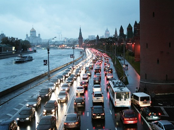 Moscow Carsharing Tripled in 2018