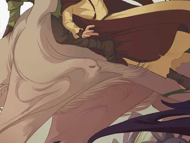 Your First Look at JIM HENSON'S THE DARK CRYSTAL: AGE OF RESISTANCE #2 from BOOM! Studios