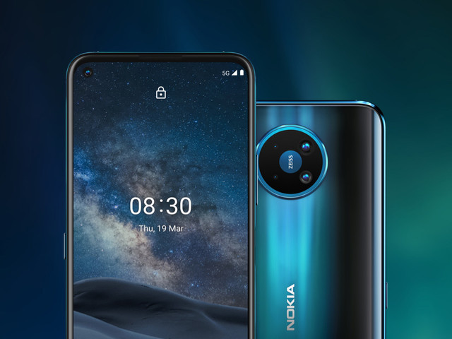 Nokia 8.3 5G listed in the UK with price and availability date in July