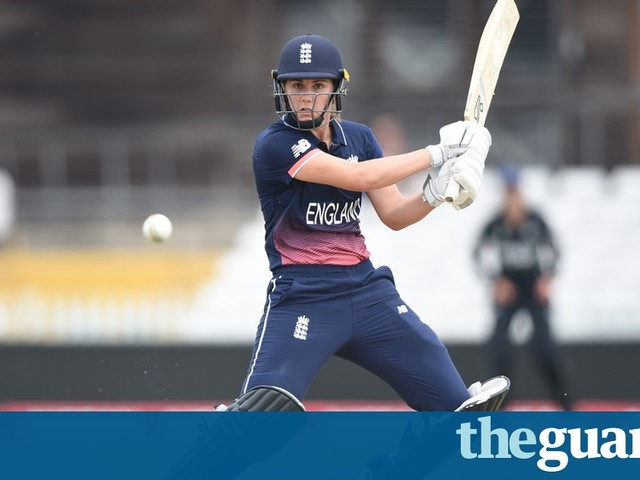 England v India: Women's Cricket World Cup – live!
