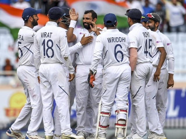 3rd Test: India Close In On Series Whitewash vs South Africa