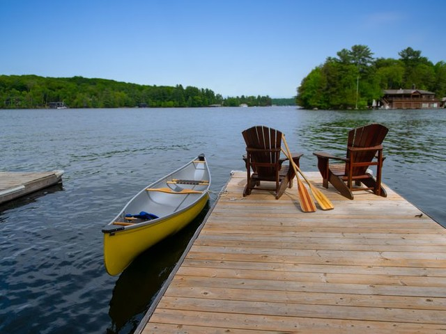 Relaxing Lake Resorts for a Summer Escape