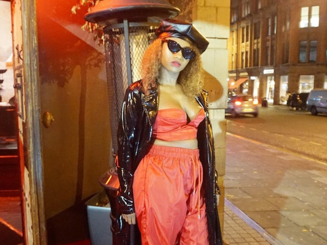 """Premiere: Manchester's Lady Ice Shares In-Your-Face Rap Cut """"Money On It"""""""