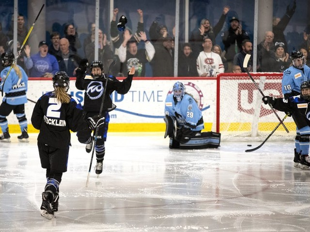 Minnesota Whitecaps win championship in overtime for historic close to first season