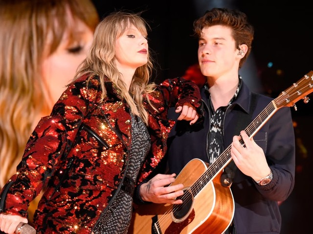 "Excuse My Single-Woman Tears as I Listen to Taylor Swift and Shawn Mendes's ""Lover"" Remix"